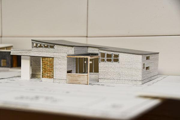 完全自由設計の家づくり3