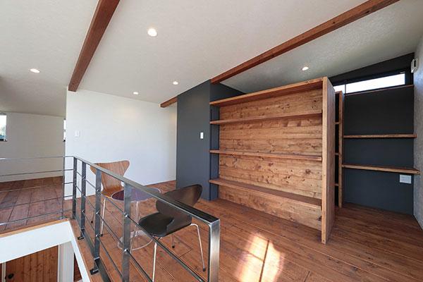 自然素材を使った家づくり3